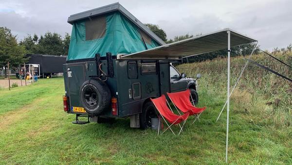 Annamaria's World - Hilux Camper